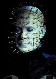 Pinhead, The Lead Cenobite ~ Doug Bradley ~ Hellraiser (1987)