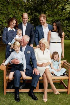 Prince Charles gave royal fans a rare glimpse inside his office at Birkhall in Balmoral in Scotland, including a picture taken with Prince Harry & William. Princess Diana Family, Prince And Princess, Princess Charlotte, Prince Harry, Charlotte Windsor, Princess Diana Wedding, English Royal Family, British Royal Families, Royal Family Portrait