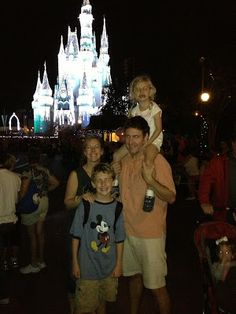 Forever In Mom Genes: Disney Planning for Newbies