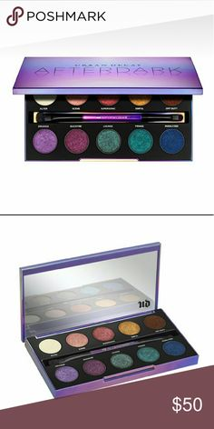 COMING SOON URBAN DECAY AFTER DARK PALETTE COMING SOON 12-30  Brand New Urban Decay  After Dark Palette   100 % Authentic  Never Used Or Swatched Urban Decay Makeup