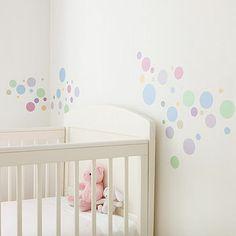 Dotty Dot Dot Wall Stickers