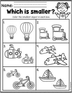Wonderful Totally Free transportation preschool printables Strategies Does one frequently question how one can manage all this? No matter whether you have Montessori knowledge or even a cla Preschool Prep, Preschool Writing, Preschool Learning Activities, Free Preschool, Preschool Lessons, Toddler Learning, Preschool Activity Sheets, Opposites Preschool, Vocabulary Activities