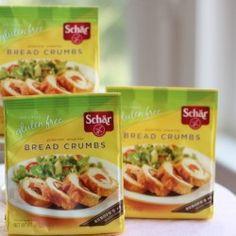 gluten free breadcrumbs sale!!