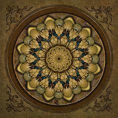 Bedros Awak - Mandala Earth Shell