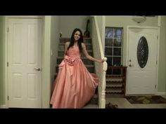Glamorous Prom Makeup& Dress ft. Vponsale Prom Dresses, prom dress review