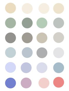 Colour Pallette, Colour Schemes, Printable Stickers, Cute Stickers, Color Palette Challenge, Journal Stickers, Bullet Journal Ideas Pages, Aesthetic Stickers, Color Theory