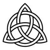 Nó celta É um símbolo celta que pode ser frequentemente encontrado em vários objetos. O laço - que não tem começo e nem fim - representa a interconectividade da vida, eternidade e os mistérios do nascimento, morte e reencarnação. Pode também ser usado como um amuleto contra os espíritos malignos.
