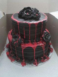Cake... Dark cake