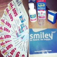 """Thanks to @mysmiley360 and #childrensadvilsugarfree for the quick pain relief. Kids has fevers today after all the rainy weather we have been having. They…"""