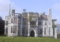 Puxley Mansion was built by Henry and John Puxley in 1739. The family prospered  from copper mining and supporting smugglers who frequented the wild West Cork coastline.Henry Puxley's wife died in 1872  which so devastated him that he left Ireland, never to return.