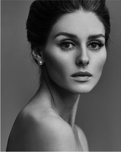 See Olivia Palermo Transform Into Holly Golightly via @WhoWhatWear