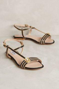 Monica Garcia Unica Sandals #anthroregistry