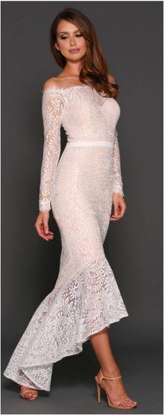 291 Best Gaun Pesta Images Evening Dresses Cute Dresses Dress Lace