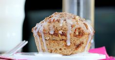 coffee cake muffin made in a mug for 1! 130 cals and only 3 weight watchers points! This site has tons of low cal dessert and small portion options