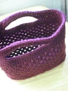 crochet bag, free pattern.