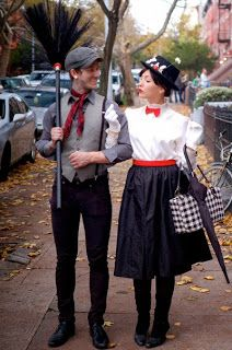 Funny, cute and creepy - Couples Costumes Amber Dawn of the Dead