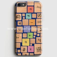 Collage Matilda iPhone 7 Case | casefantasy