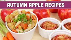 Autumn Apple Recipes: Savory & Sweet! Collab with Dani Spies! Mind Over ...