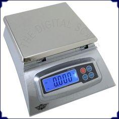 My Weigh KD-7000 Silver Multi-Purpose Digital Scale