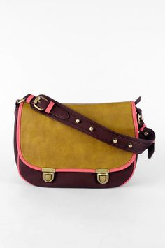 Get Your Point A-Crossbody Bag