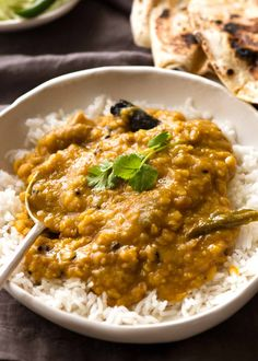 You think it's impossible to make a Dal like Indian restaurants without hunting wide and far for exotic spices? Think again!