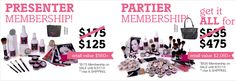 Summer Sweet Minerals Memberships