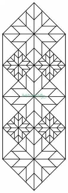 Craft paper table runner place mats 20 Ideas for 2019 Table Runner And Placemats, Table Runner Pattern, Quilted Table Runners, Star Quilts, Mini Quilts, Quilt Blocks, Patchwork Quilting, Quilting Projects, Quilting Designs
