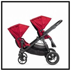 Baby Jogger City Select Twin Accessories