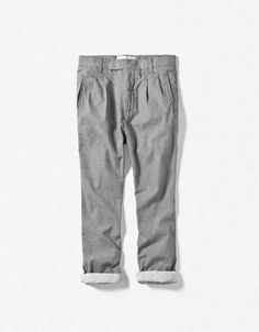 zara kids - Chinos-style trousers
