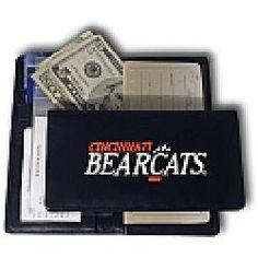 Cincinnati Bearcats NCAA Checkbook from Rico