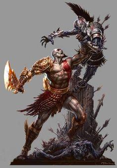 Gods of War III