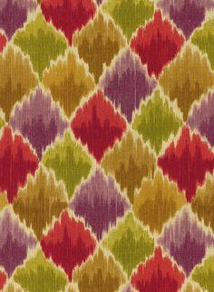 Home Decor Print Fabric- Waverly Baroque Bargello CordialHome Decor Print Fabric- Waverly Baroque Bargello Cordial,