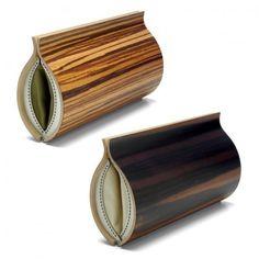 Wooden Clutch Bags