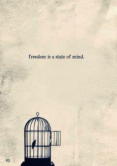 """"""" Fatevi condizionare il meno possibile da una società che finge di darci il massimo della libertà """" ( Andrea Camilleri )"""