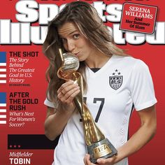 """tobin powell heath on Instagram: """"Thanks SI for giving each of us our own cover! @SI_soccer (Simon Bruty)"""""""