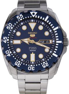 Seiko 5 Sports Men's Automatic Watch - In Stock, Free Next Day Delivery, Our Price: Buy Online Now Seiko 5 Sports, Seiko Men, Automatic Watches For Men, Seiko Watches, Sport Man, Ebay, Stuff To Buy, Accessories, Delivery