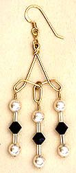 Pg 15 Earring and Ring Jewelry Making Designs Using Wire, Beads and Supplies