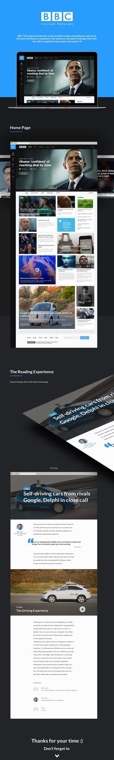 Redesign concepts for popular websites #4 — Muzli -Design Inspiration — Medium. If you like UX, design, or design thinking, check out theuxblog.com