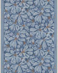 Kastanie Blå/Blå från Lim & Handtryck