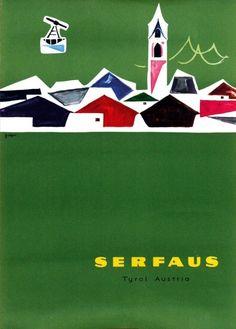 Arthur Zelger - Serfaus (Tyrol, Austria)