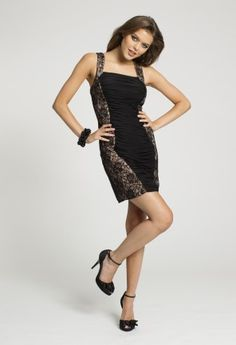 Homecoming Dresses - Jersey Short Dress from Camille La Vie and Group USA