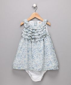 summer dress and bloomers. Sooo cute! Too bad it is sold out.