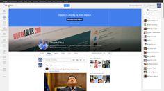 Zmiany w profilu prywatnym Google+