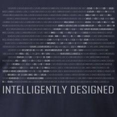 Intelligently Designed Binary Code T-Shirt