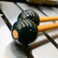 FSZ 1 glockenspiel polyuretane hand made cased heads on rattan shafts
