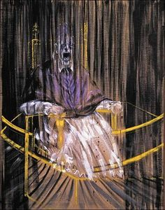 Francis Bacon: Studies of the Pope