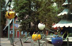 Santa's Village in Skyforest, San Bernardino County, California. Spinning Christmas Tree, Life In The 70s, California Christmas, Husband Best Friend, Christmas Destinations, Oregon Living, Santa's Village, San Bernardino County, Lake Arrowhead
