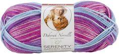 Deborah Norville Collection Serenity Garden Yarn-Hydrangea