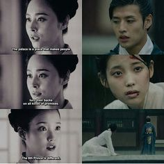 Photo from @korean_drama_update I was hoping that Lady Oh would be wrong and that Wook would really was different but she was right