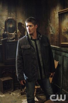 """Supernatural """"The Benders"""" (Episode #114) Image #SN114-0589 Pictured: Jensen Ackles as Dean Winchester Credit: ©The WB / Sergei Bachlakov"""